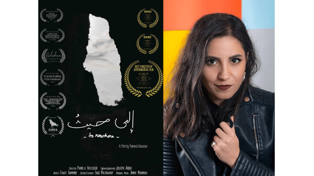 Pamela Nassour (IESAV) : meilleure réalisatrice au « Brazil International Monthly Independent Film Festival »
